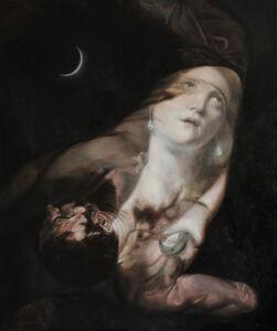 Masha Gusova, 'Sentimentalist (After Ribera and Cagnacci)', 2018