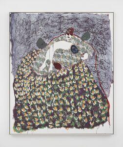 Portia Zvavahera, 'This is where I travelled [5]', 2020