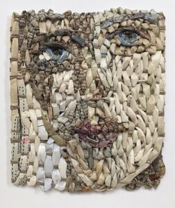 Gugger Petter, 'Female Head/Ritratto #10', 2018