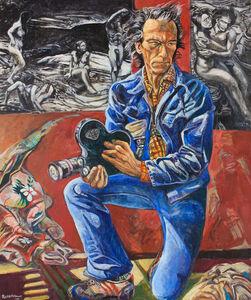 Art Rosenbaum, 'Jim Herbert', 1984