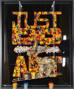 Bernard Saint Maxent, '(KFS) Just do art', 2017