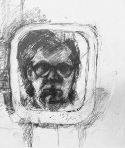 William Boyd Woods, 'Self-Portrait', 2018