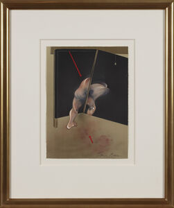 Francis Bacon, 'Study from the Human Body', 1981