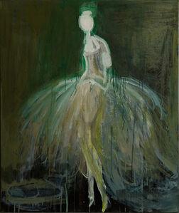 Carylann Loeppky, 'Emerald Ballerina', 2015