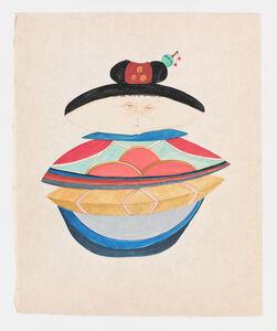 Amy Cutler, 'Kokeshi A', 2011