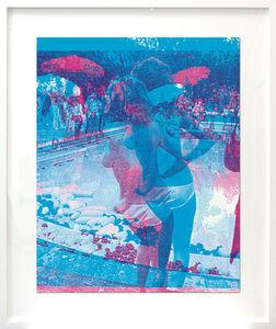 Marco Pittori, 'Blue Swimming Pool AP', 2016