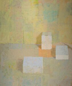Chris Liberti, '3 Cubes', 2019