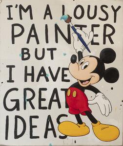 Riiko Sakkinen, 'Lousy Painter', 2020