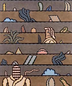 Ray Yoshida, 'Partial Evidences', 1972