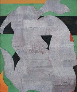 Romare Bearden, 'Untitled [Green]', n.d.
