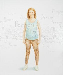 Bernard Ammerer, 'Person 2', 2019