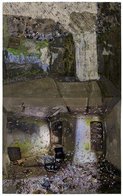 "Naomi Safran-Hon, ""A Room with No Exit"", installation view"