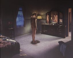Gregory Crewdson, 'Untitled (woman stain)', 2001