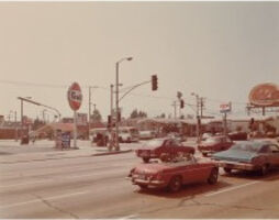 Stephen Shore, 'Beverly Blvd & La Brea Ave, Los Angeles ', 1975