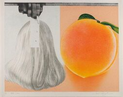 James Rosenquist, 'When a Leak', 1982