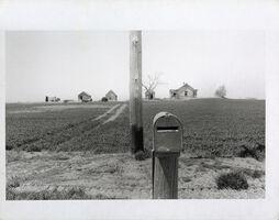 Robert Frank, 'U.S. 30 Between Ogallala and North Platte, Nebraska', 1956