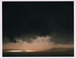 Richard Misrach, 'Golden Gate 2-14-98', 1988