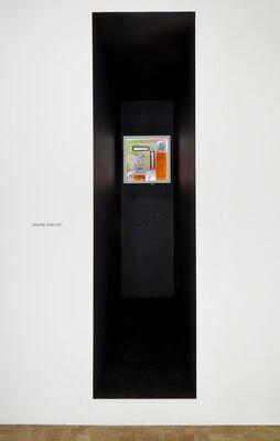 Arlene Shechet: The Box, installation view