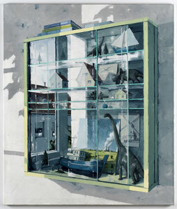 Sven Kroner, 'Untitled (Vitrine)', 2018