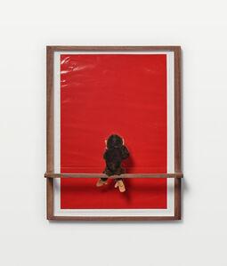 Philip Emde, 'Untitled (Jocko hates Red)', 2019