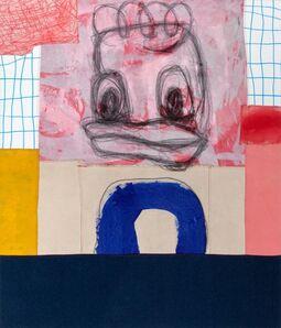 Tommy Lennartsson, 'Rebel–Donald Blue–Denim ', 2019