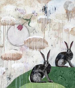 Alexandra Eldridge, 'Two Rabbits'
