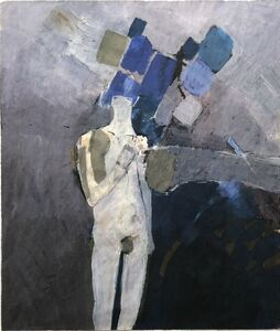 Keith Vaughan, 'Achilles', 1960