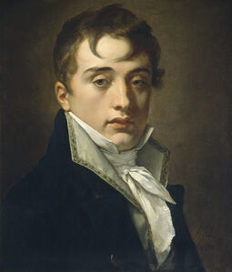 Pierre-Paul Prud'hon, 'David Johnston', 1808