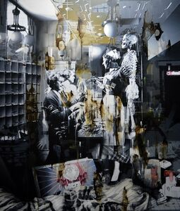 Michal Mraz, 'Lection in Depository', 2020
