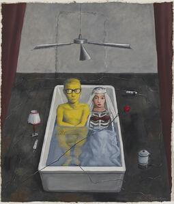 Zhang Xiaogang, 'Small Bathtub', 2018