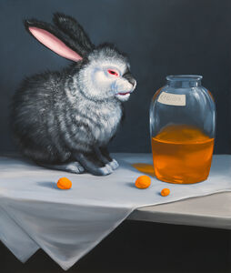 Laurie Hogin, 'Domestic Vanitas with Intoxicating Liquor', 2019