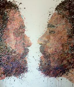 Zakaria Ramhani, 'Conversation #4', 2015