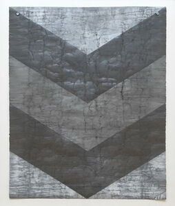 Dan Shaw-Town, 'Untitled (Chevrons)', 2009