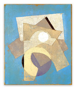 Jeremy Annear, 'Ideas Series (Eclipse I) (Abstract painting)', 2020