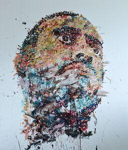 Zakaria Ramhani, 'Self Portrait 2', 2015