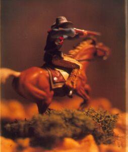 David Levinthal, 'Wild West 89-PC-C-19', 1989