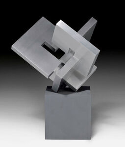 Carlo L. Vivarelli, '3-part cube from 15 pieces', 1967/68