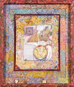 Jim Amaral, 'Kaleidoscope Imaginary manuscript ', 2017