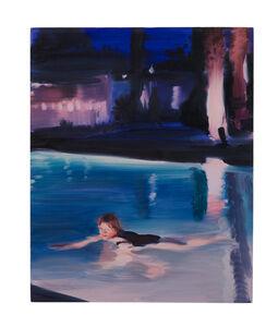 Caroline Walker, 'Pool Closing', 2016