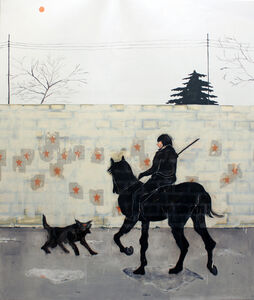 Francisco Rodriguez, 'Saint George Street', 2018