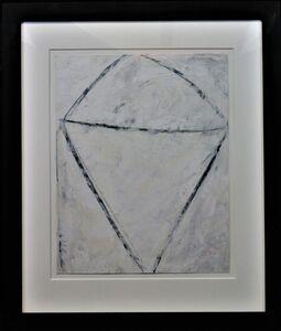 Craig Cahoon, 'Pros V (Archit. Series)', 1985