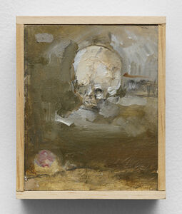Jake Berthot, 'Untitled, Skull', 2014