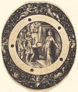 Antoine Jacquard, 'Lucretia?'