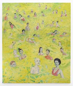 Marlene Steyn, 'below tide be low tied', 2019