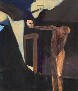 Fritz Scholder, 'Untitled', 1985-1986