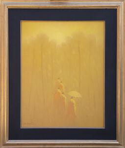 Bui Van Hoan, 'Walking', 2006