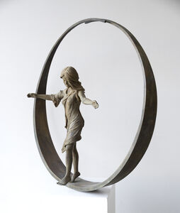 Eléonore de Moffarts, 'Freedom (circle)', 2017