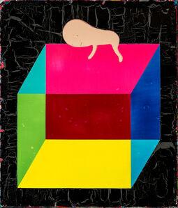 Lai Chiu-Chen, 'Colorful Geometry Cup no Fuchiko', 2017