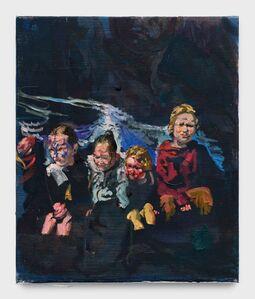 Matthieu Ronsse, 'Children on a speed boat', 2018