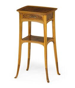 Eugene Gaillard, 'End table', ca. 1900